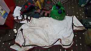 Horse gear 4*9 combo rug/Bandages/Travel boots BEST OFFER Albury Albury Area Preview