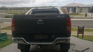 2009 Toyota Hilux Ute Emerald Central Highlands Preview