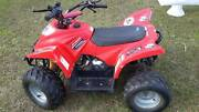 Quad Bike, 2015 Kanga Crossfire.( not running. for spares ) Warilla Shellharbour Area Preview