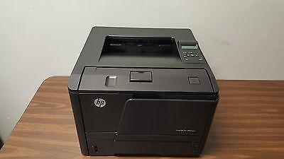 HP Laserjet Pro 400 M401n Workgroup Laser Printer