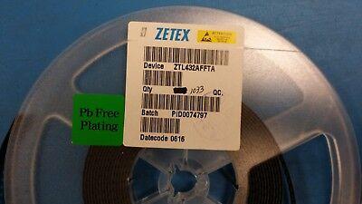 25 Pcs Ztl432affta Zetex Adj. Precision Shunt Regulator Sot-23lf Rohs