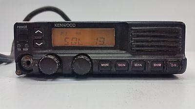 Kenwood Tk-790 Dash Mount 45w 160 Ch Vhf Fm Transceiver Mhz With Mic