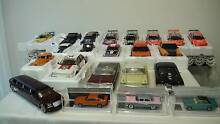 Diecast Model Car Collection West Mackay Mackay City Preview