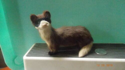 Furry Ferret Figure