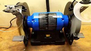 brand new mastercraft bench grinder