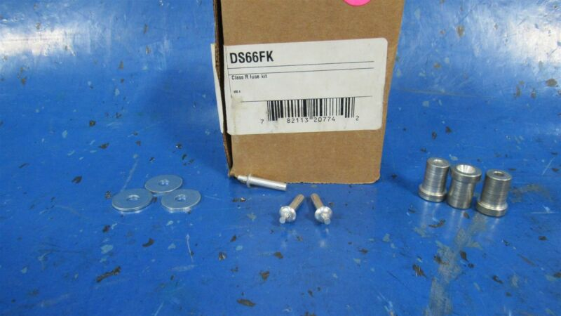 Eaton DS66FK  Type R  Fuse Adapter Kit  600A 240-600V