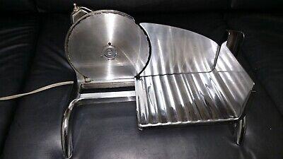 Vintage National Power Deli Meat Food Slicing Slicer Professional American Rare