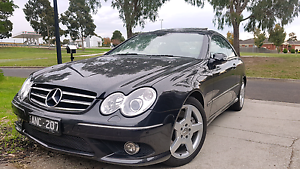 Mercedes CLK500 2007 AMG 5.5L Thomastown Whittlesea Area Preview