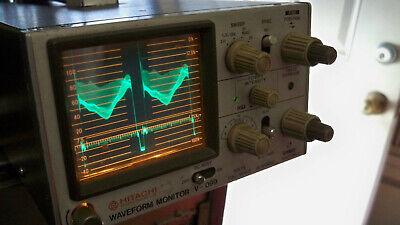 Hitachi V-099 Waveform Analyzer Oscilloscope