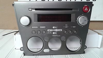 2009 Subaru Legacy Outback Stereo Deck 86201AG72A D17