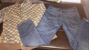 Lot of boys clothes size medium 7-8
