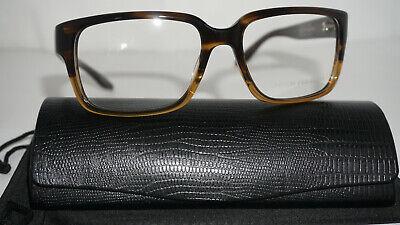 Barton Perreira RX Eyeglasses New Duran TRG Tortuga Gradient 55 17 (Barton Eyeglasses)