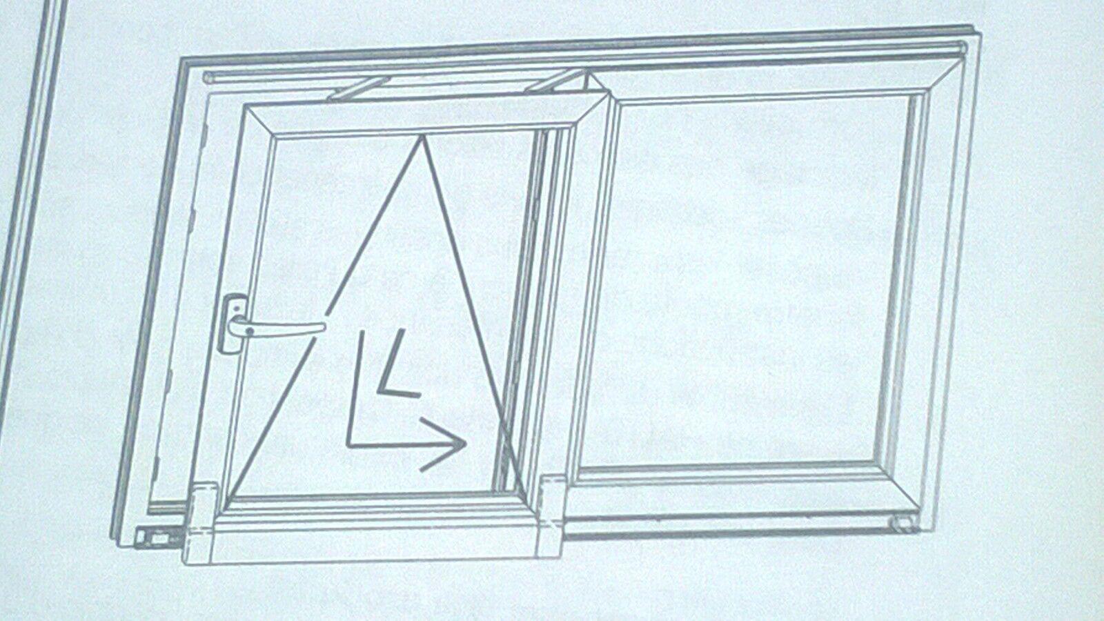 siegenia psk 200 z drehgriff links wei abschlie bar neu eur 125 00 picclick de. Black Bedroom Furniture Sets. Home Design Ideas