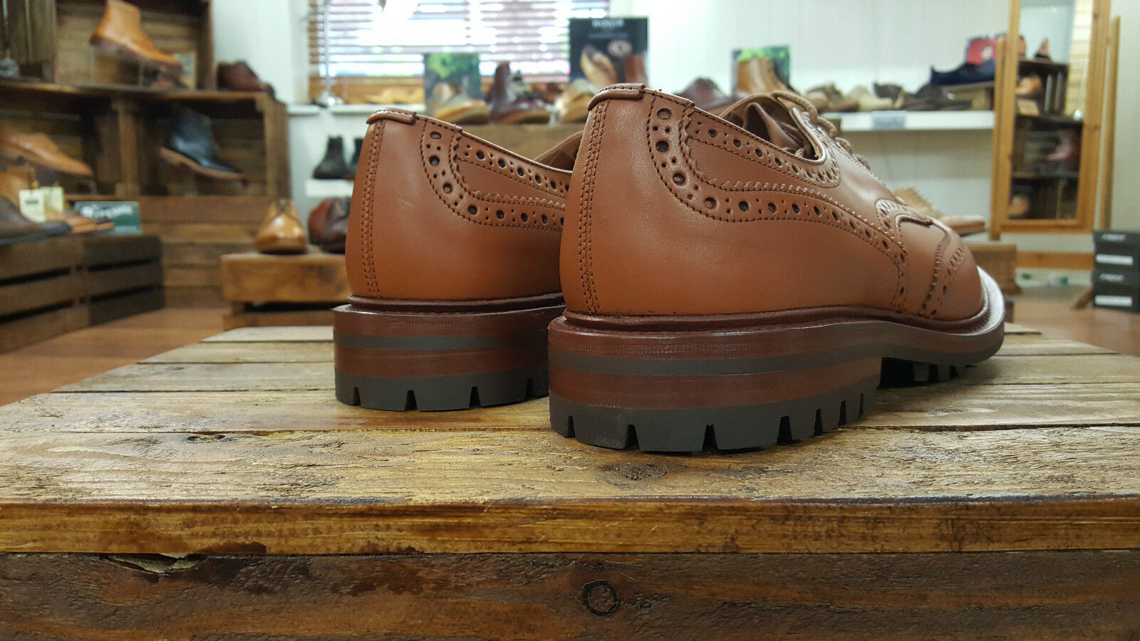 Handmade Shoes Uk Northampton