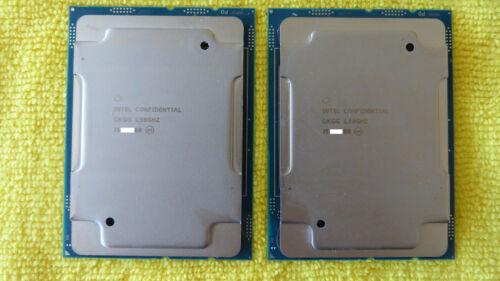 Maching Pair Intel Xeon QKGG 16 core 1.5Ghz