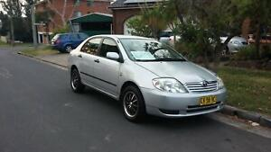 2004 Toyota Corolla ASCENT - CALL ONLY