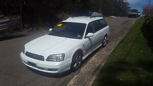 Subaru Liberty - wrecking whole car - GREAT CONDITION Forestville Warringah Area Preview