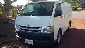 2010 Toyota Hiace Van/Minivan Coconut Grove Darwin City Preview