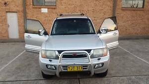 2003 Mitsubishi Pajero Exceed Top Of The Range