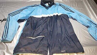Adidas Vintage Ventex Windbreaker Jacket Medium