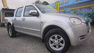 *** DUAL CAB 4 X 4 UTE *** VERY LOW KMS *** GREAT VALUE *** Daisy Hill Logan Area Preview
