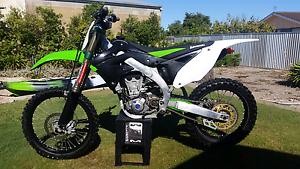 KX450F 2014 Yorketown Yorke Peninsula Preview