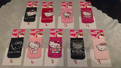 Hello Kitty Handysocke, verschiedene Motive, eine Socke