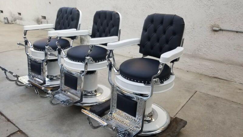 Theo Kochs Barber Chairs