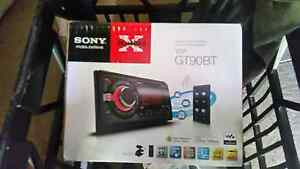Sony car stereo Mitchell Palmerston Area Preview