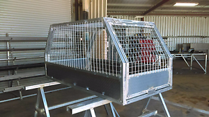 Dog cage for ute Rockingham Rockingham Area Preview