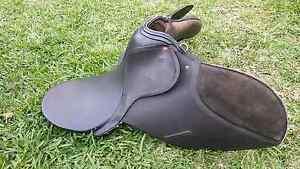 Sadle Leather dressage Birmingham Gardens Newcastle Area Preview