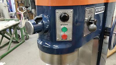 Hobart 60 Qt Mixer Bowl Paddle Dough Hook 115 Volt Single Phase With Timer