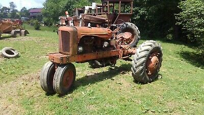 Wd Allis Chalmers Tractor