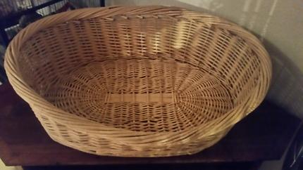 Strong Cane Dog Basket