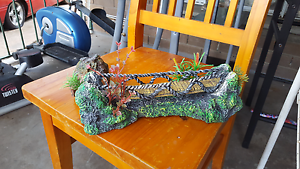 Fish tank ornament bridge $30 no holds advertise else were Beenleigh Logan Area Preview