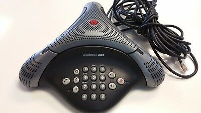 Oem Polycom Voicestation 300 2201-17910-001 A Tested