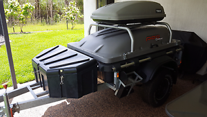 Camper trailer pod tourer Gunn Palmerston Area Preview