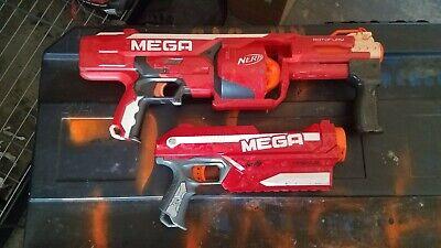 Nerf Mega Rotofury and Magnus
