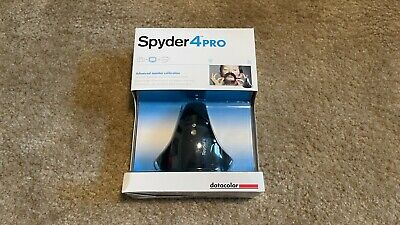 Spyder 4Pro Datacolor Photography Tool Monitor Calibration Software