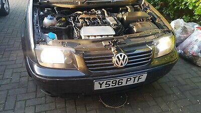 VW Golf MK4 Bora Seat 2.3 V5 Engine & Loom & ECU 170bhp Code AQN 120k