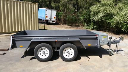 Boggy axle trailer ,tandem trailer plant trailer Kelmscott Armadale Area Preview