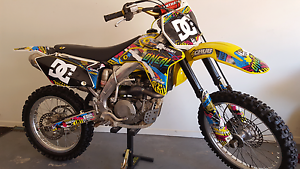 2005 rmz 450 Highfields Toowoomba Surrounds Preview