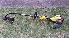 Ryobi petrol line trimmer - electric easy start Forest Lake Brisbane South West Preview