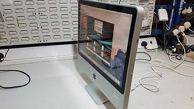 "20"" IMAC 2008 A1224 [2.66GHZ 4GB 320GB OSX EL CAPITAN MAC OFFICE 2011 IMAC8,1]"