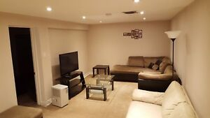 Luxurious Furnished Basement Apartment