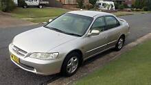 1998 Honda Accord Sedan New Lambton Newcastle Area Preview