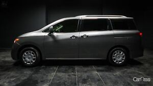 2013 Nissan Quest S PUSH BUTTON START! AUX! KEYLESS ENTRY!
