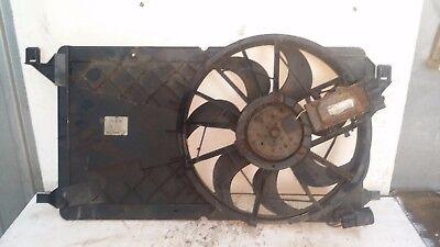 FORD FOCUS RADIATOR FAN M5H 8C607 RE  2005 1.8 TDCI MK 2