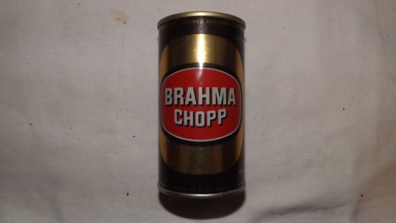 Vintage Brahma Chopp Beer Can Steel al