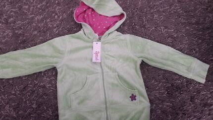 Size 2, Green Sprout Hoodie Bulli Wollongong Area Preview